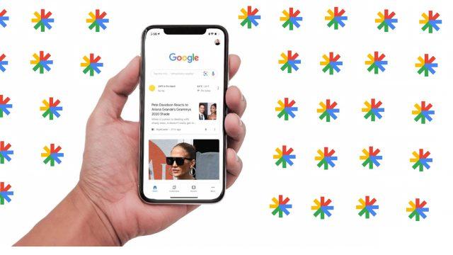 Google Discover pode ter botão de like