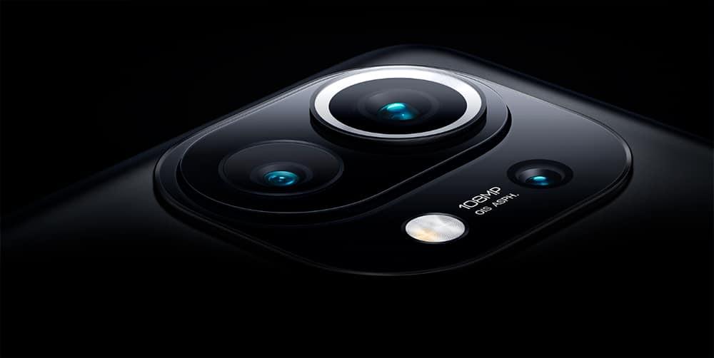 Câmera de 108 MP é um dos destaques do Mi 11 lançado hoje