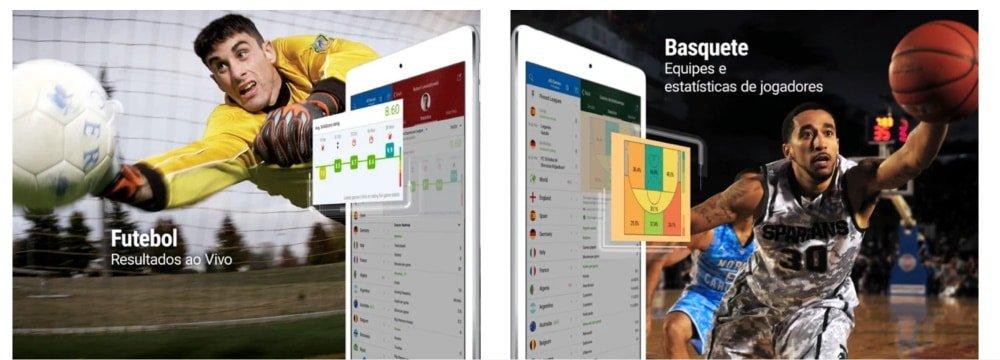 SofaScore é uma ótima opção de aplicativo para quem curte torcer por seu time no celular