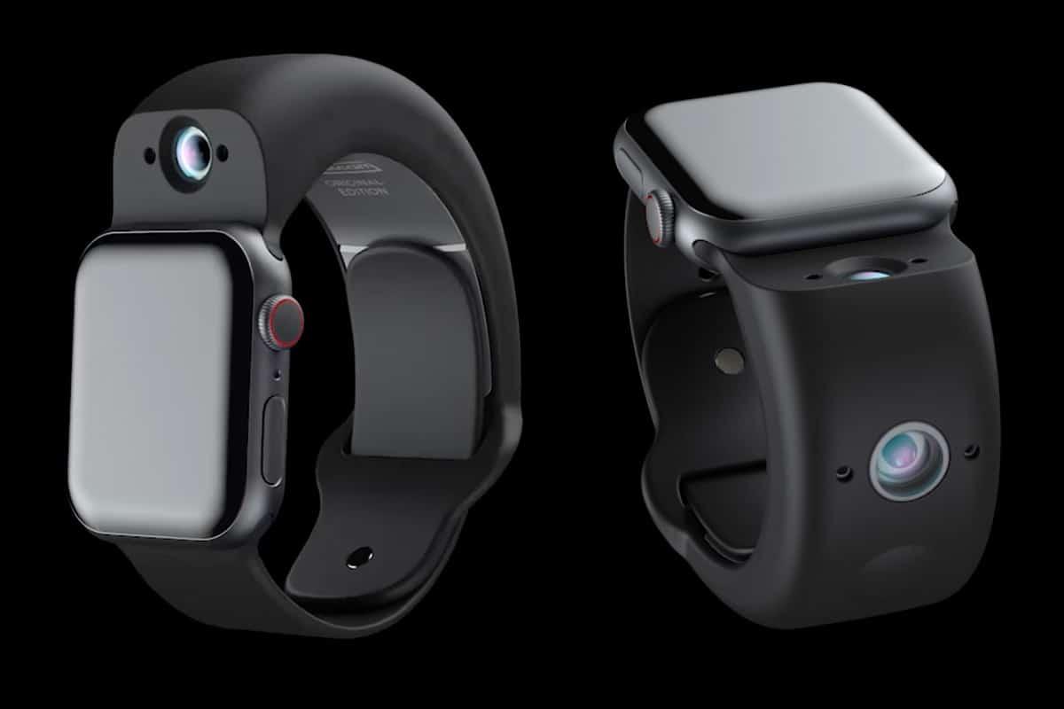 Wristcam, uma pulseira que adiciona câmeras ao Apple Watch