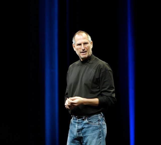 Steve Jobs homenageado no Jardim dos Heróis Nacionais de Trump