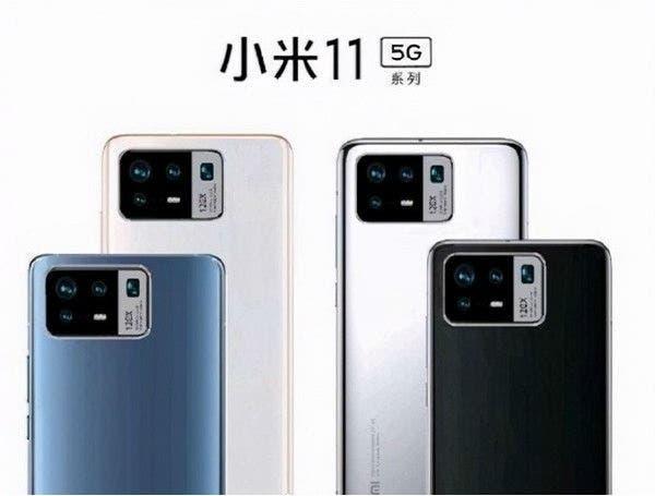 Xiaomi Mi 11 Pro terá câmera periscópio