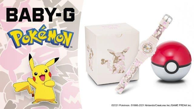 Casio lança relógio inspirado em Pokémon. G-Shock Pikachu vem com case em formato de pokebola. Divulgação: Casio