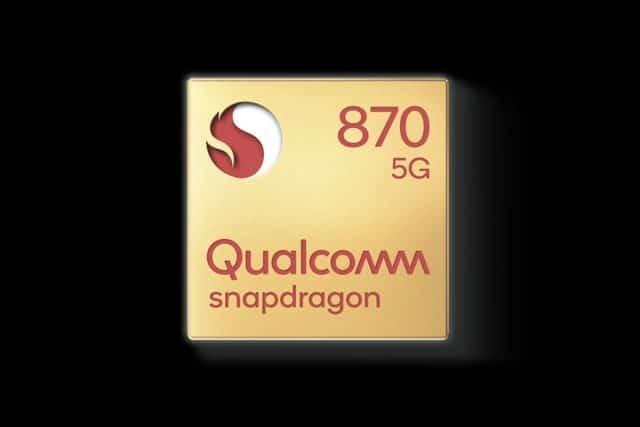 Qualcomm Snapdragon 870 lançado