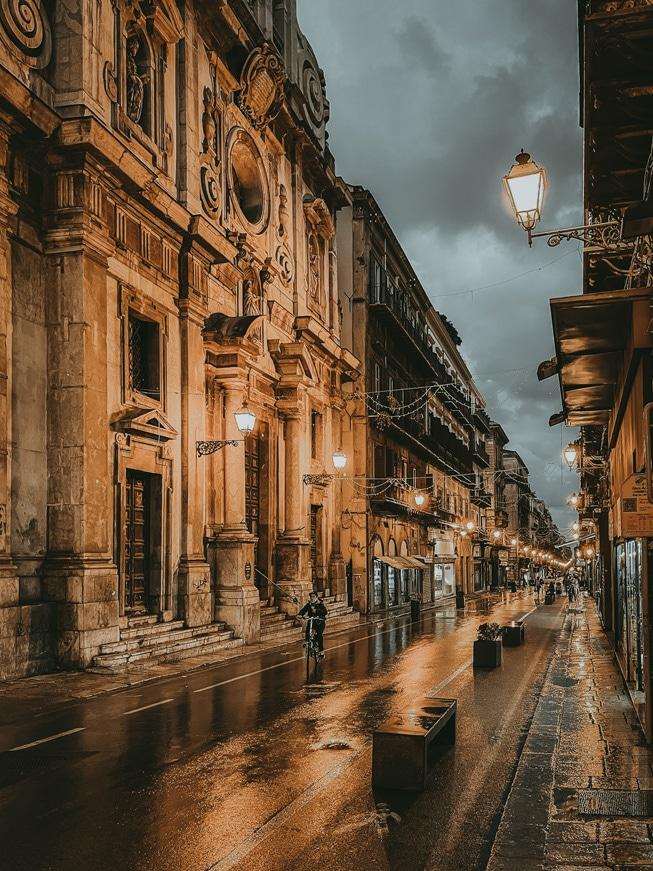 Foto tirada com o iPhone 12 Pro Max por Calogero Agrò, Itália (Divulgação: Apple)