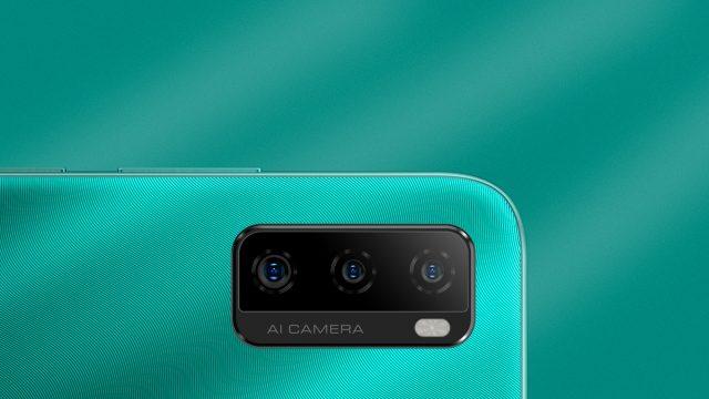 detalhe da câmera traseira do Ulefone Note 10