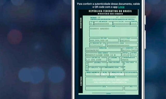 Saiba quais documentos possuem versões para celular e como usar