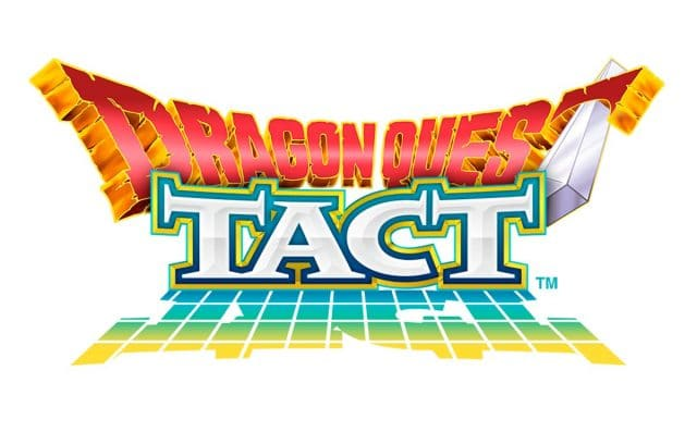 logo de dragon quest tact
