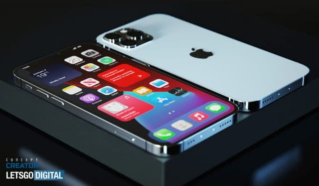Imagens renderizadas de possível iPhone 12s (ou 13) mostram Touch ID sob a tela
