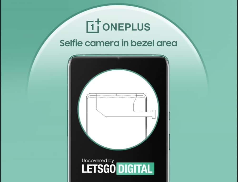 Patente mostra câmera na borda do celular que pode ser criada pela OnePlus