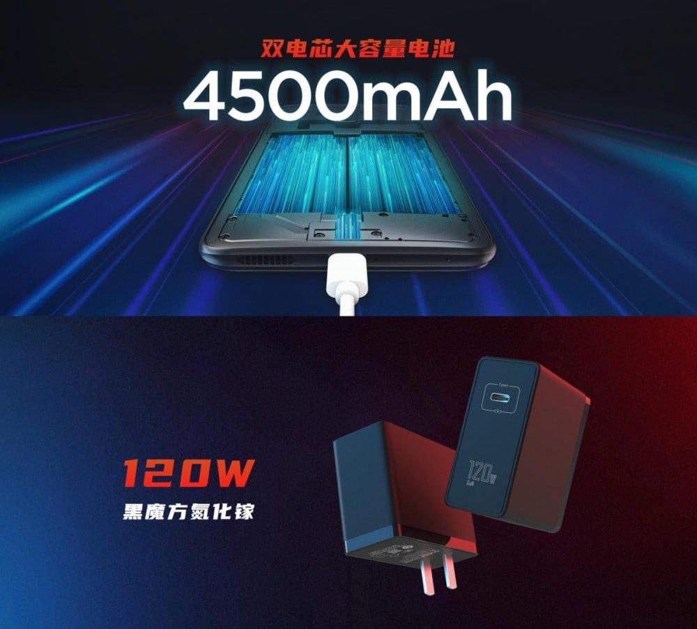 Red Magic 6, da Nubia, virá com supercarregador incluso na caixa do flagship gamer