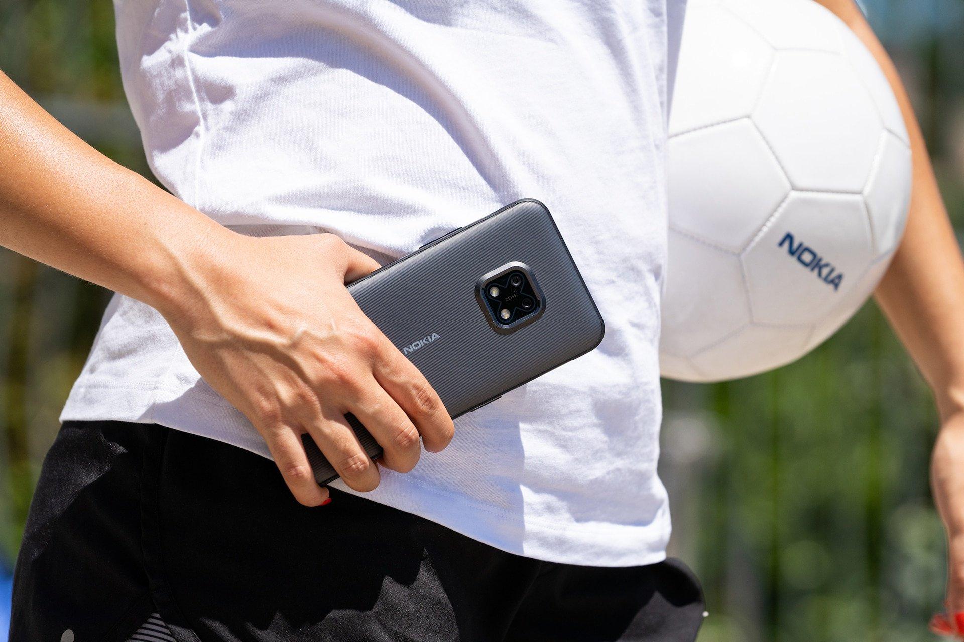 Nokia XR20: lanzamiento ultrarresistente con otros dispositivos de HMD Global