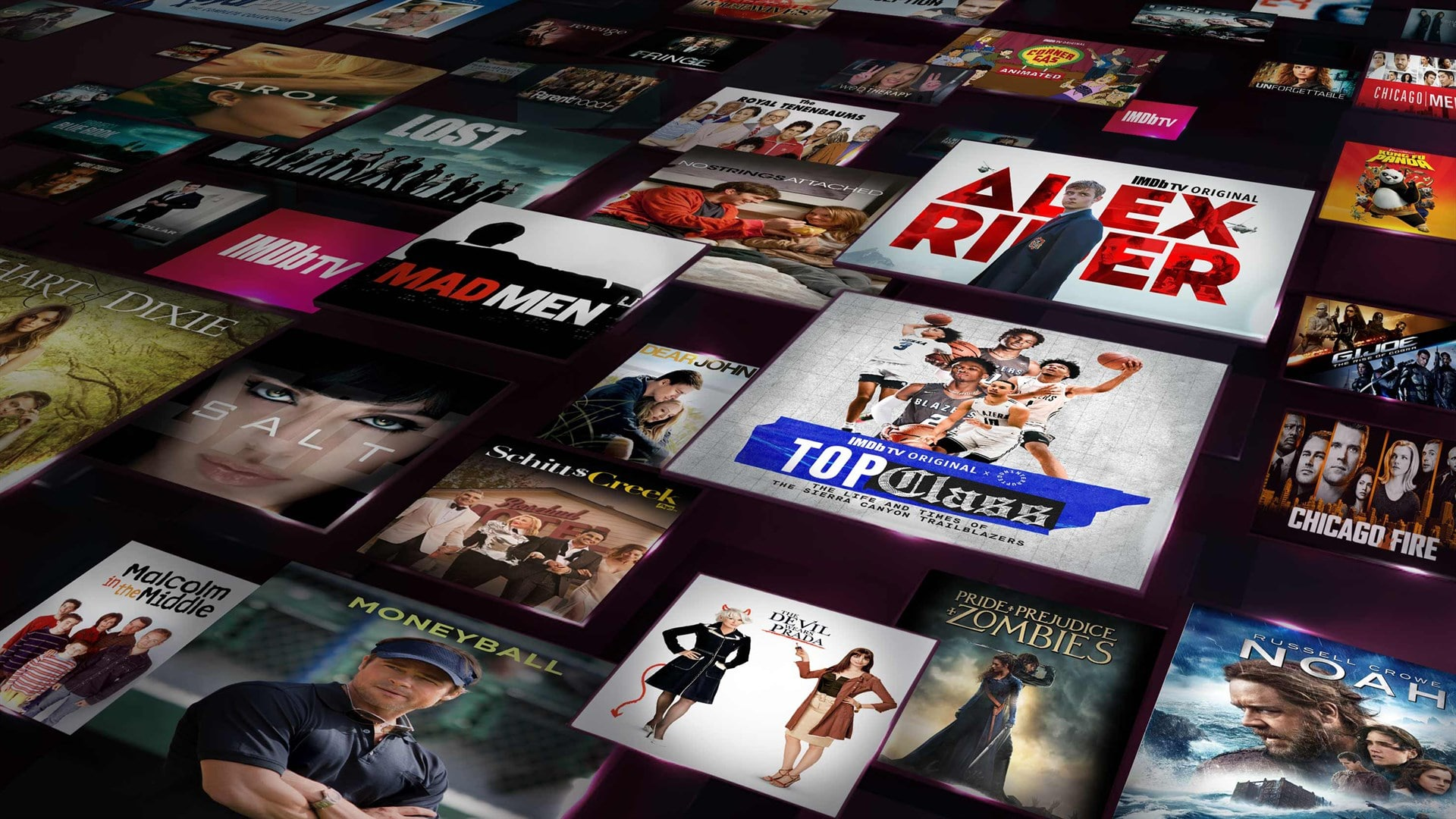 Amazon lança app do serviço de streaming IMDb TV, exclusivo dos EUA